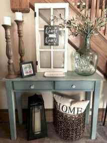 22 Welcoming Rustic Farmhouse Entryway Decorating Ideas