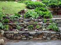23 Gorgeous Front Yard Rock Garden Landscaping Ideas