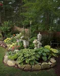40 Gorgeous Front Yard Rock Garden Landscaping Ideas