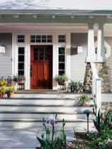 42 Beautiful Wooden and Stone Front Porch Ideas