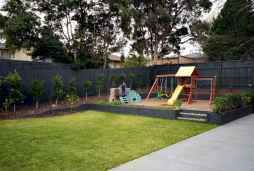 53 Small Backyard Playground Landscaping Ideas on a Budget