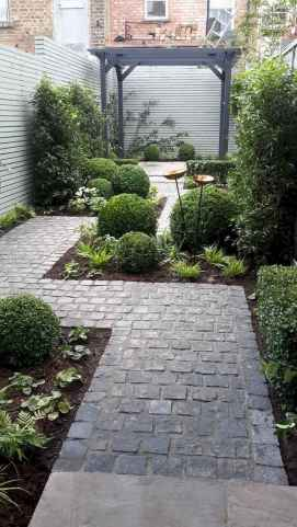 56 Amazing Front Yard Walkways Ideas on A Budget