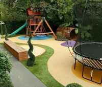 59 Small Backyard Playground Landscaping Ideas on a Budget