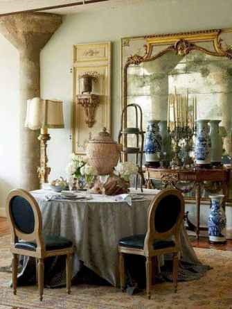 61 Gorgeous French Country Dining Room Decor Ideas