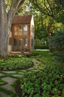 62 Amazing Front Yard Walkways Ideas on A Budget