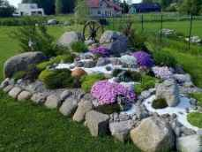 66 Gorgeous Front Yard Rock Garden Landscaping Ideas