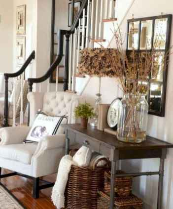 66 Welcoming Rustic Farmhouse Entryway Decorating Ideas