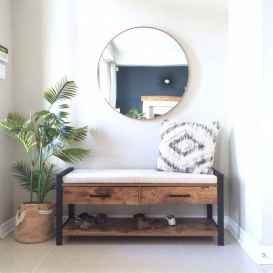 72 Welcoming Rustic Farmhouse Entryway Decorating Ideas