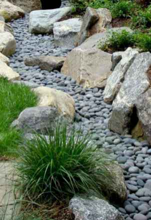 77 Gorgeous Front Yard Rock Garden Landscaping Ideas