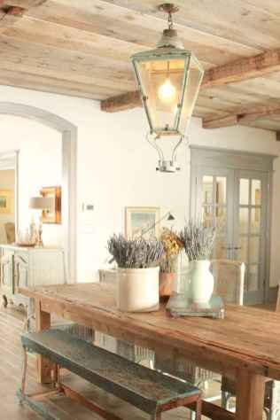 80 Gorgeous French Country Dining Room Decor Ideas