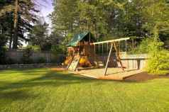 80 Small Backyard Playground Landscaping Ideas on a Budget