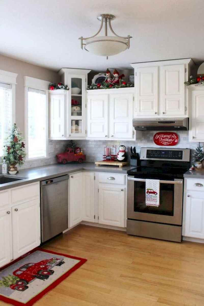 09 Cozy Christmas Kitchen Decorating Ideas