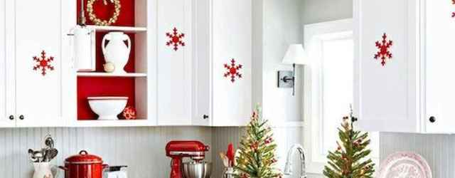 25 Cozy Christmas Kitchen Decorating Ideas