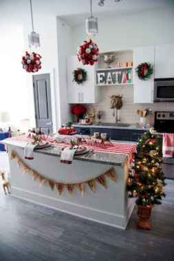 26 Cozy Christmas Kitchen Decorating Ideas