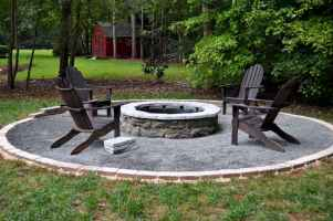 06 Awesome Backyard Fire Pits with Seating Ideas