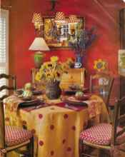 09 Gorgeous French Country Dining Room Decor Ideas