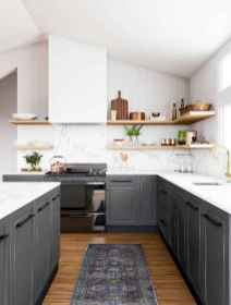 10 Gorgeous Gray Kitchen Cabinet Makeover Design Ideas