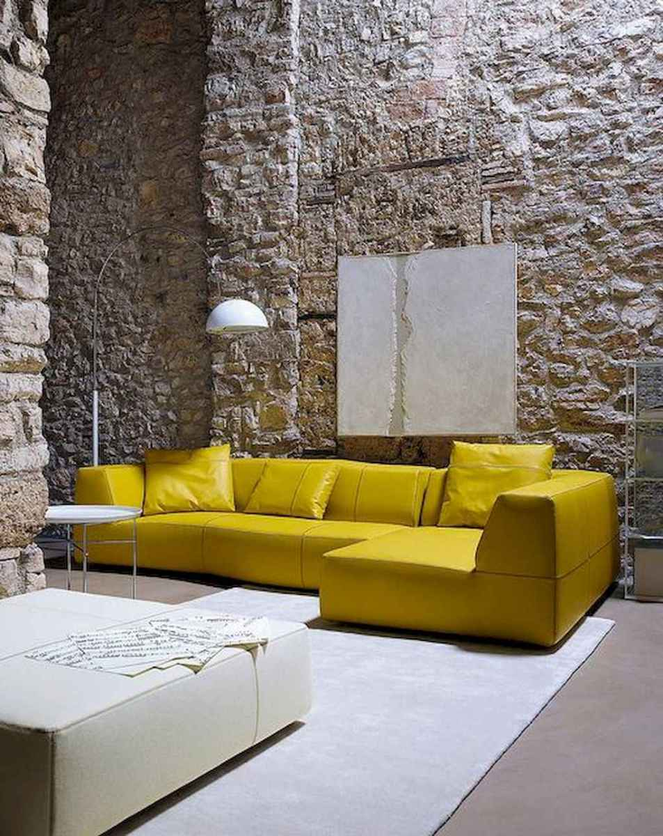 12 Beautiful Yellow Sofa for Living Room Decor Ideas