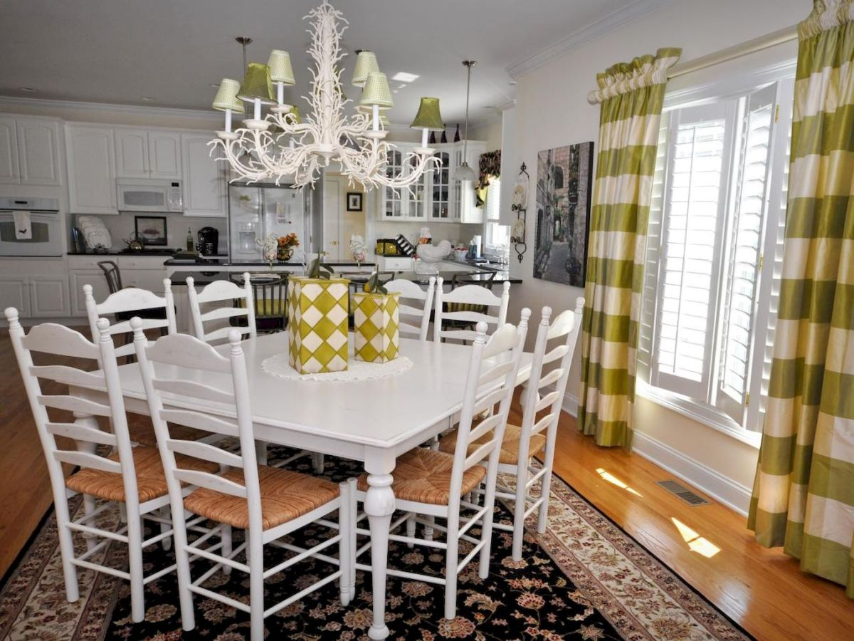 16 Gorgeous French Country Dining Room Decor Ideas