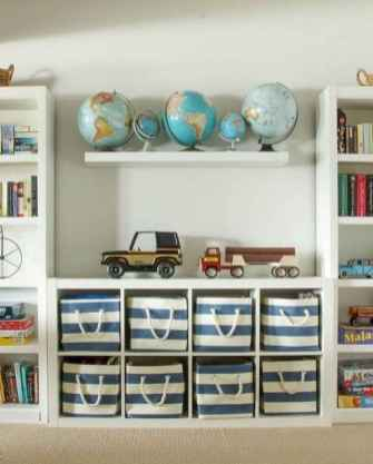 28 Clever Kids Bedroom Organization and Tips Ideas