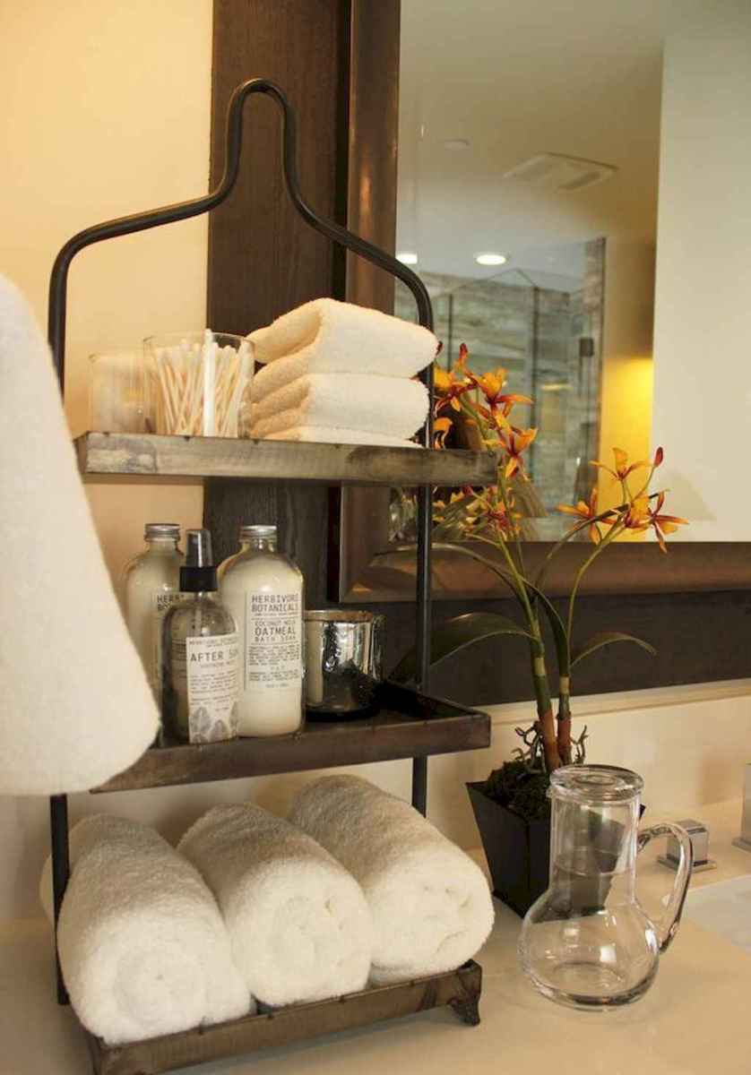 30 Clever and Easy Bathroom Organization Ideas