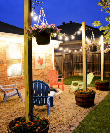 35 Awesome Backyard Fire Pits with Seating Ideas