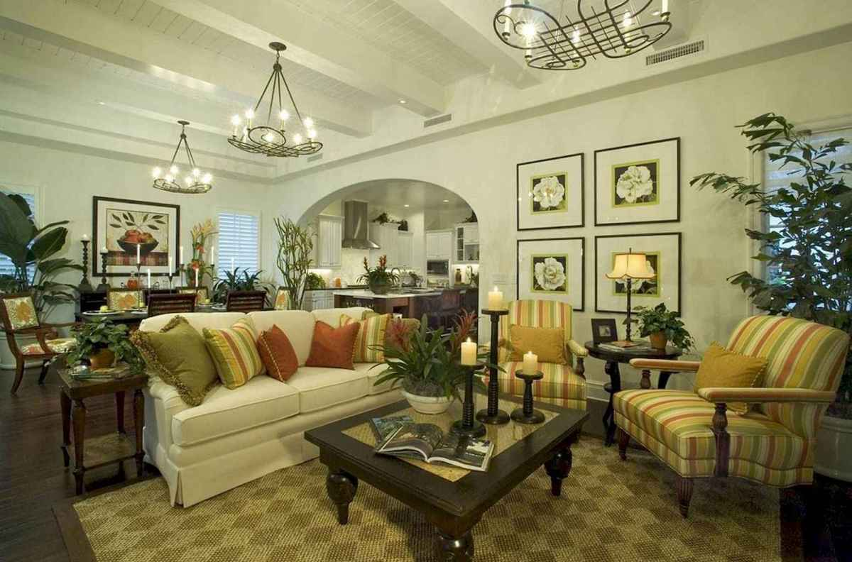 35 Incredible French Country Living Room Decor Ideas