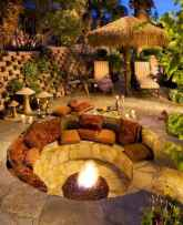 37 Awesome Backyard Fire Pits with Seating Ideas