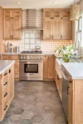37 Gorgeous Gray Kitchen Cabinet Makeover Design Ideas