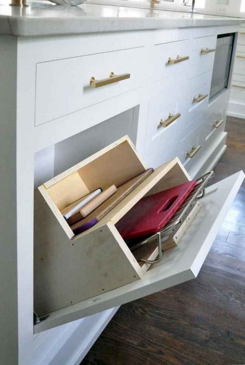 38 Genius Kitchen Cabinet Organization and Tips Ideas