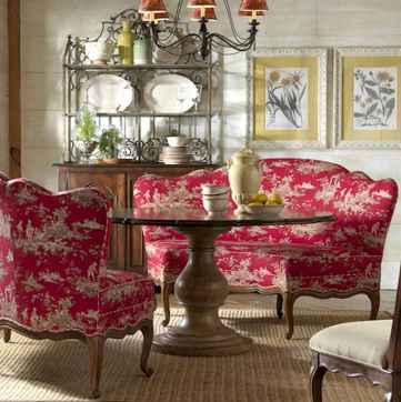 44 Gorgeous French Country Dining Room Decor Ideas