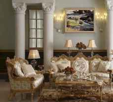 58 Incredible French Country Living Room Decor Ideas