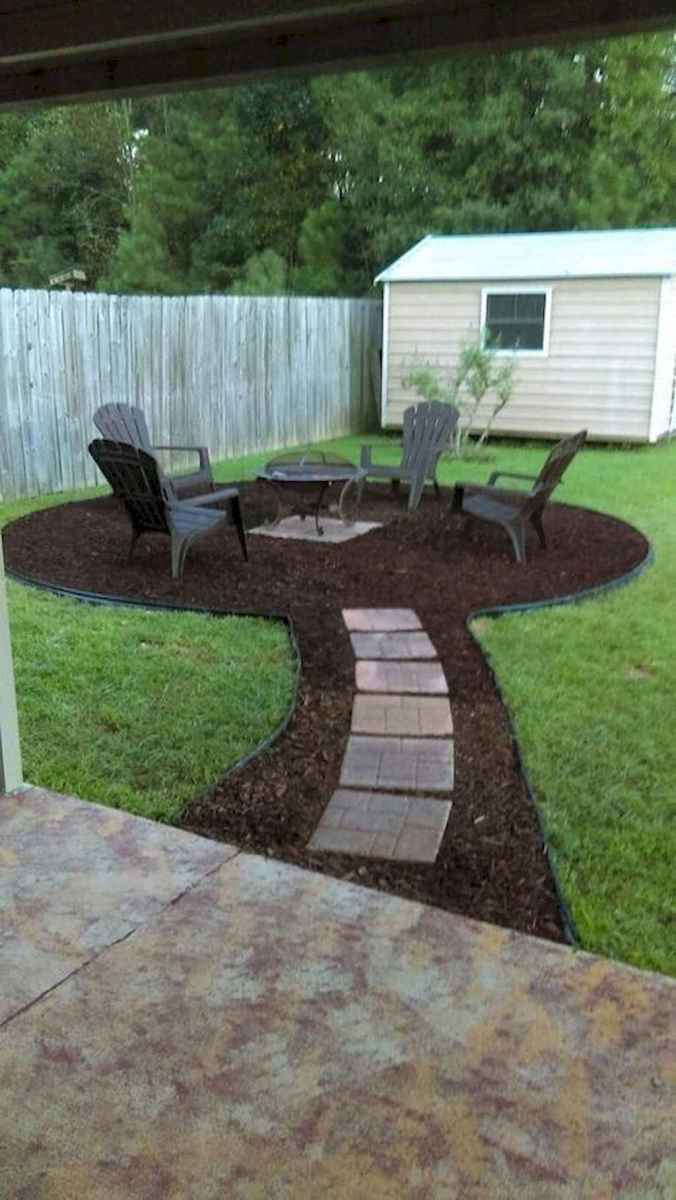 59 Awesome Backyard Fire Pits with Seating Ideas
