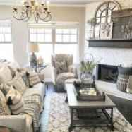 04 Best Modern Farmhouse Living Room Rug Decor Ideas