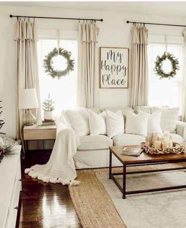 07 Best Modern Farmhouse Living Room Rug Decor Ideas