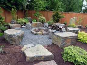 12 Easy Cheap Backyard Fire Pit Seating Area Design Ideas
