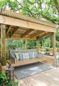 23 Awesome Farmhouse Porch Swing Plans Ideas