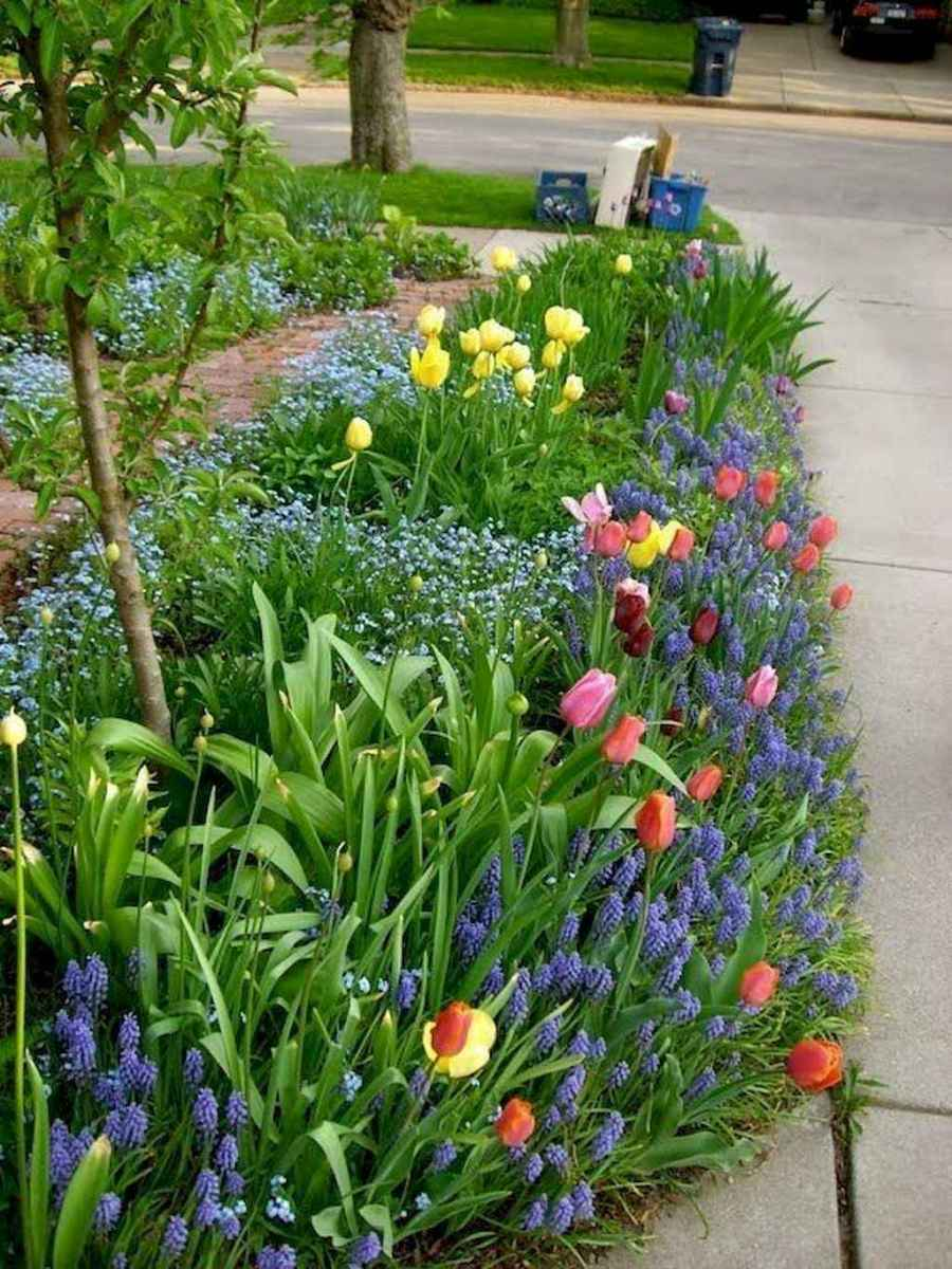 27 Beautiful Spring Garden Ideas for Front Yard and Backyard Landscaping