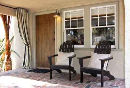27 Small Front Porch Seating Ideas for Farmhouse Summer