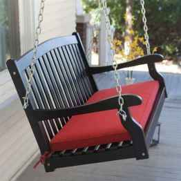 29 Awesome Farmhouse Porch Swing Plans Ideas
