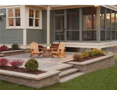 39 Gorgeous Farmhouse Screened In Porch Design Ideas for Relaxing