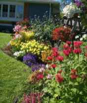 41 Fresh and Beautiful Front Yard Flowers Garden Landscaping Ideas