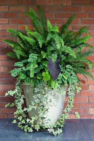 41 Fresh and Easy Summer Container Garden Flowers Ideas