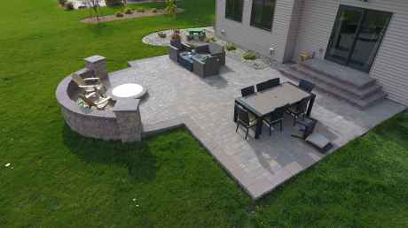 42 Easy Cheap Backyard Fire Pit Seating Area Design Ideas