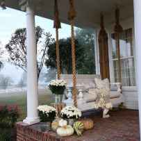 46 Awesome Farmhouse Porch Swing Plans Ideas