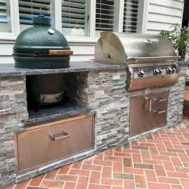 47 Awesome Outdoor Kitchen and Grill Backyard Ideas for Summer