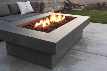 48 Easy Cheap Backyard Fire Pit Seating Area Design Ideas