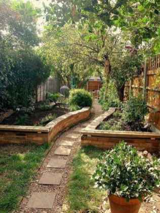 51 Fresh and Beautiful Front Yard Flowers Garden Landscaping Ideas