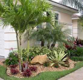 52 Fresh and Beautiful Front Yard Flowers Garden Landscaping Ideas