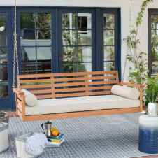 65 Small Front Porch Seating Ideas for Farmhouse Summer